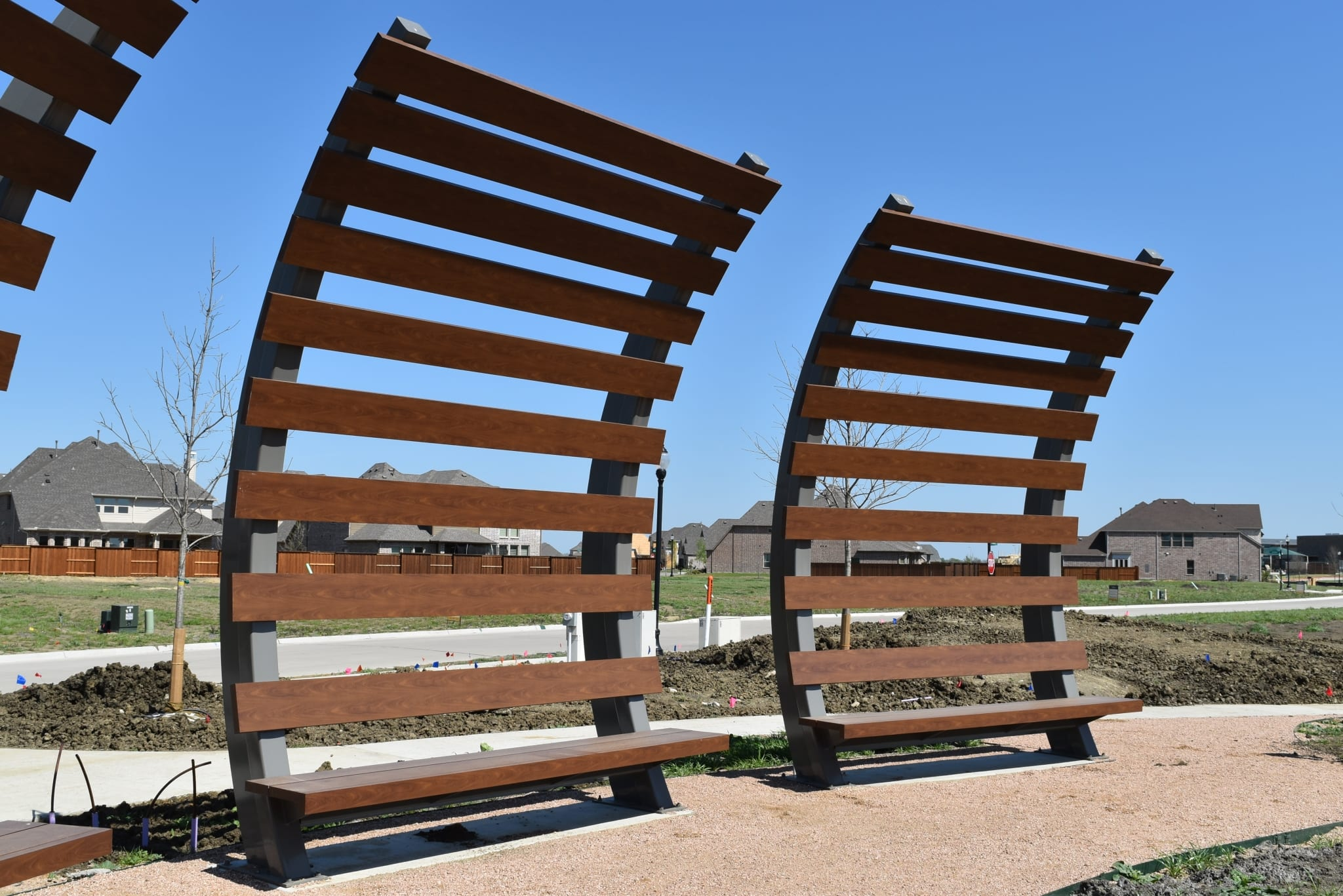 Windsong Benches | Knotwood