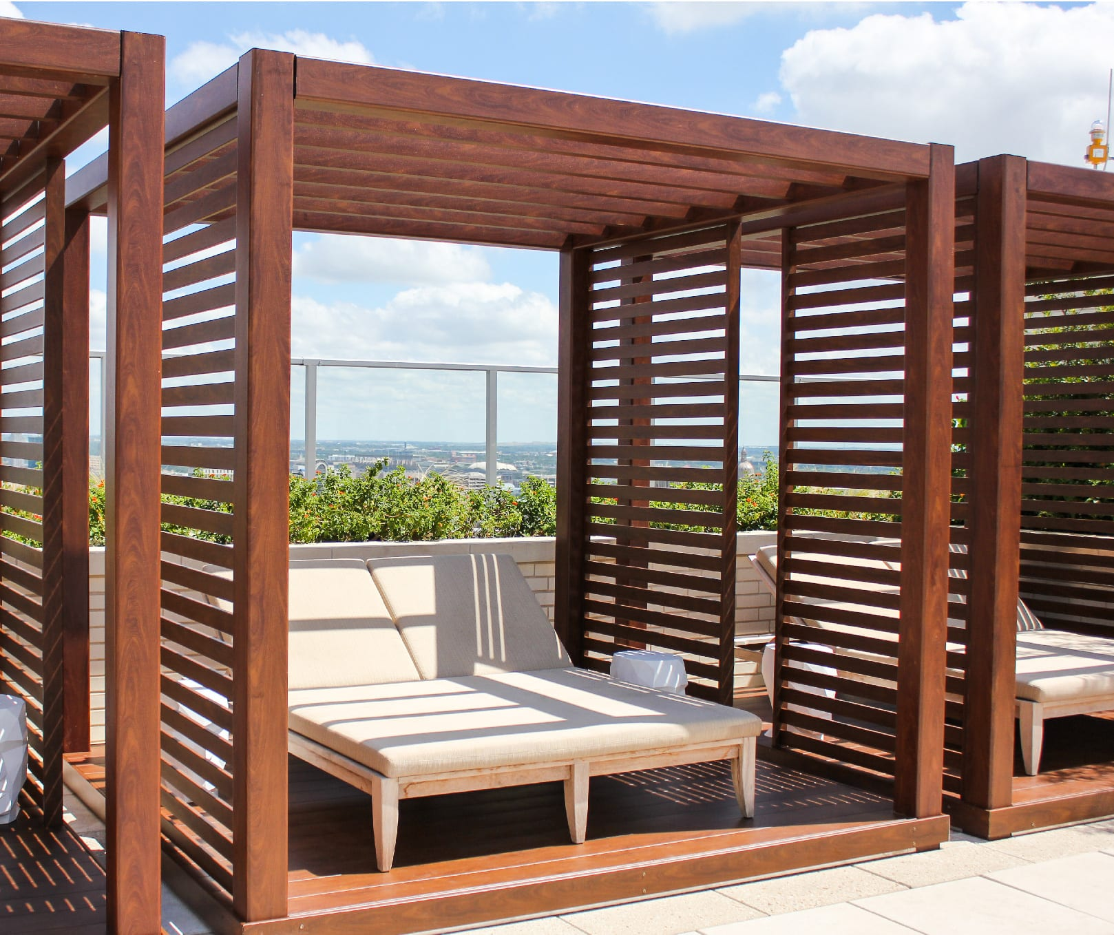 Aluminum Awning & Pergola Kits that Look Like Wood | Knotwood