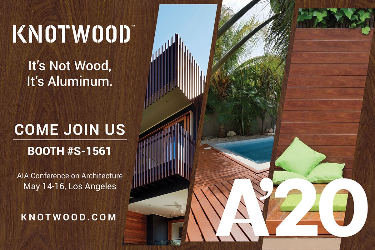 Knotwood at AIA
